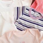 Подготовка за бебе - бебешки бодита за Адрианка
