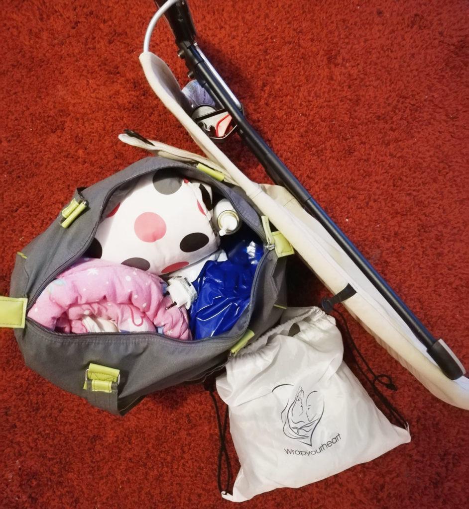 Багажът на Адрианка