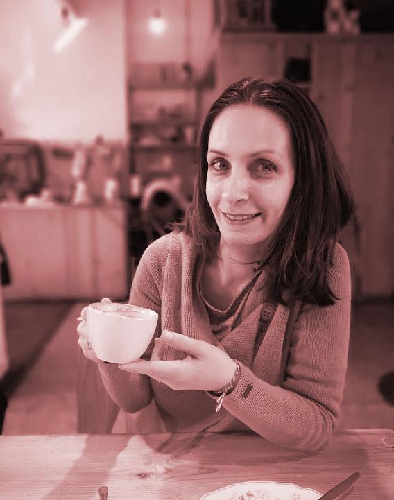 Описанието на сутрешното ви кафе винаги е добра идея за статия в блог