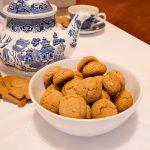 Безглутенови меденки с чай от джинджифил