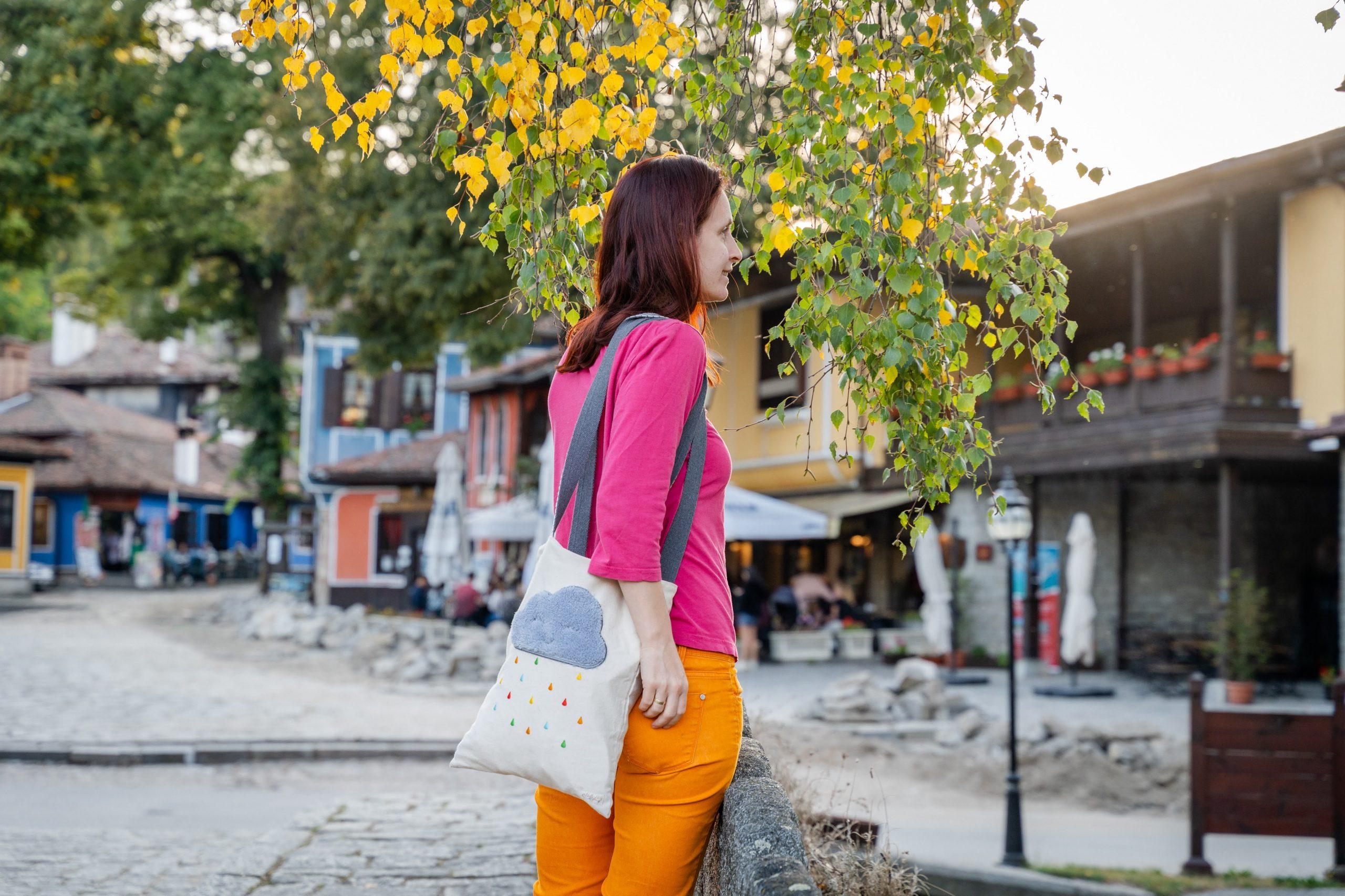 Чантата от Mella-Me в Копривщица