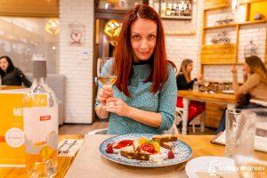 На вечеря в партньорство с ресторант Attitude и Sofia Restaurant Week