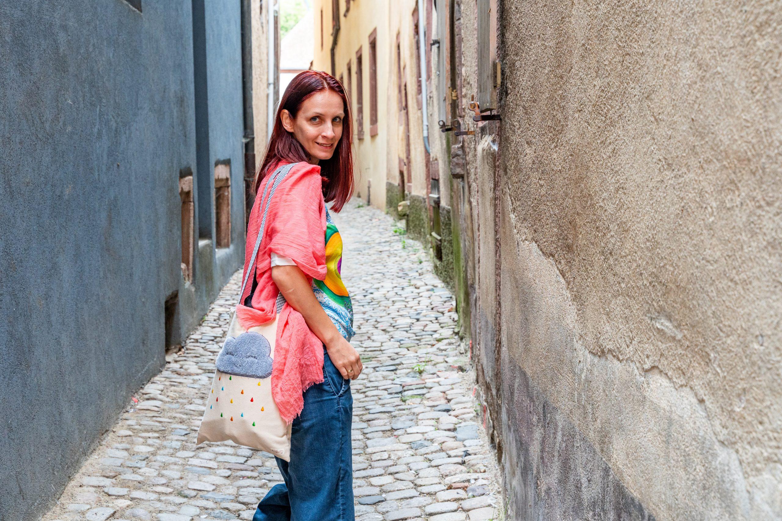 Памучна чанта от Mella Me
