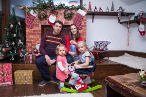 Коледа с деца в Ува Нестум